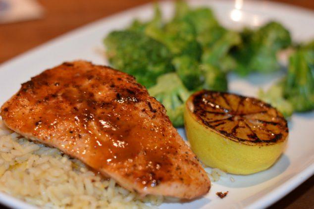 Scratch Kitchen Salmon