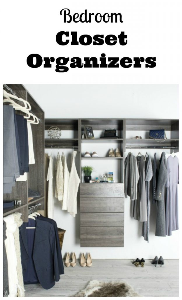 Bedroom Closet Organizers That Will Make Your Closet ...