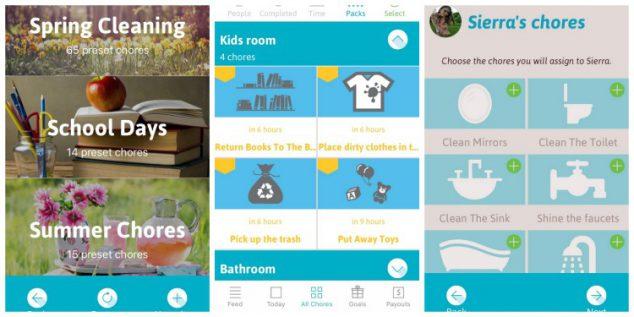 chore checklist app