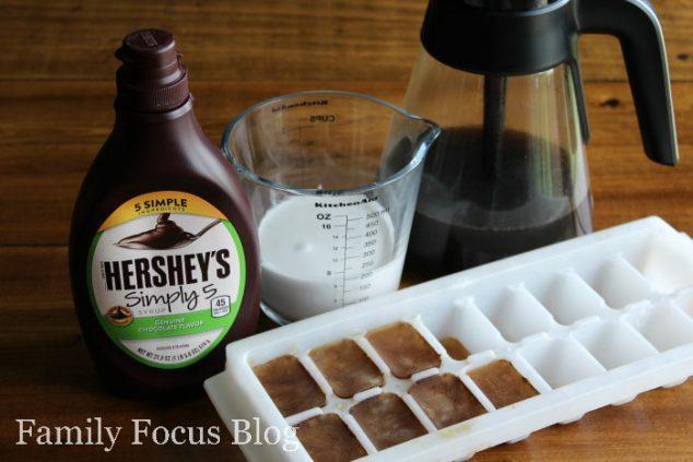 coffee frappe recipe
