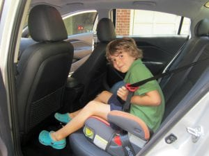 kids road trip packing checklist
