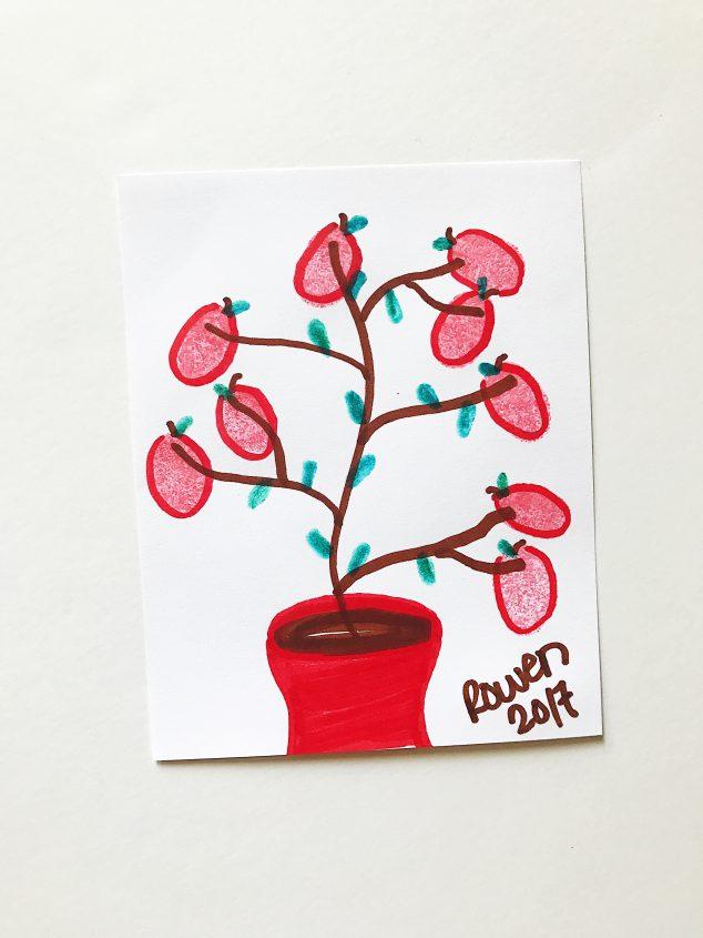 Preschool Magnet Craft