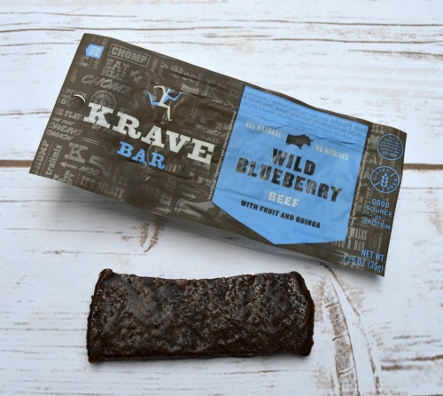 Krave Meat Bars