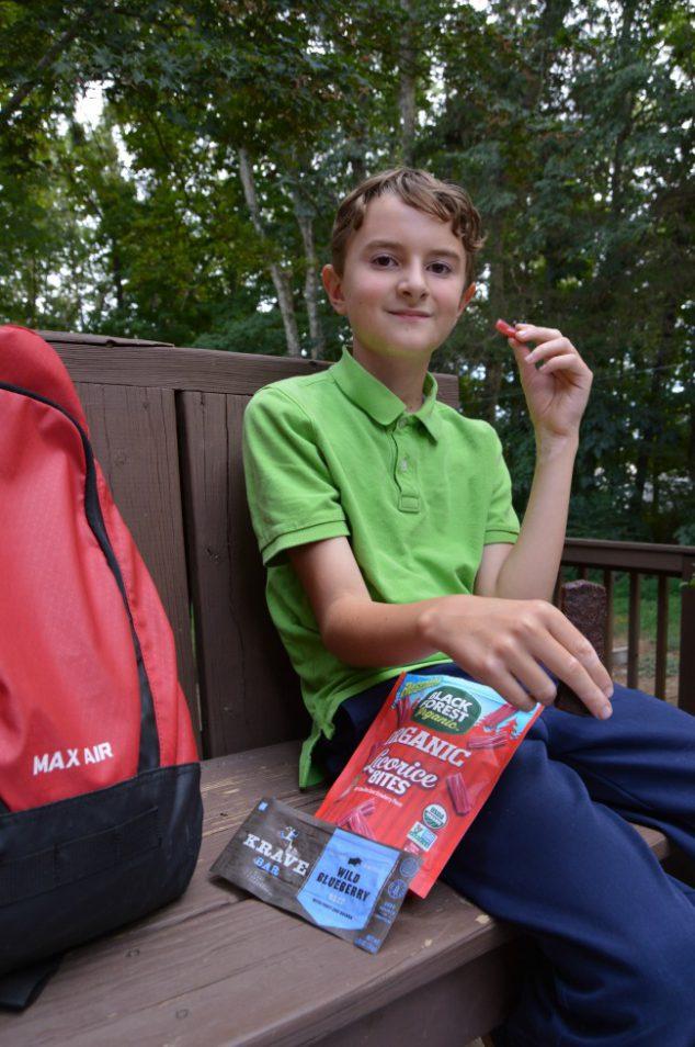 after school snacks kids