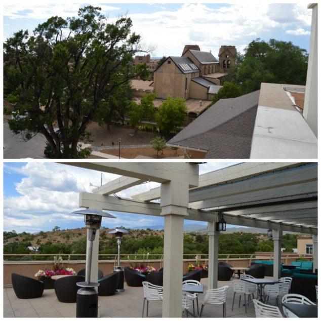 santa fe rooftop bar