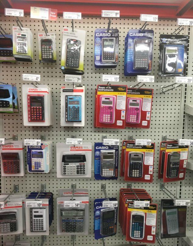 school calculators