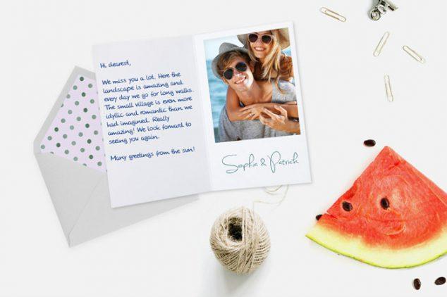 Custom Photo Greeting Cards