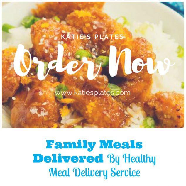 family meals delivered
