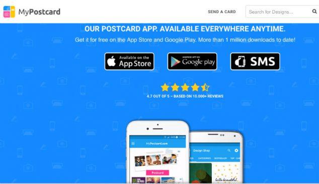 photo postcard app