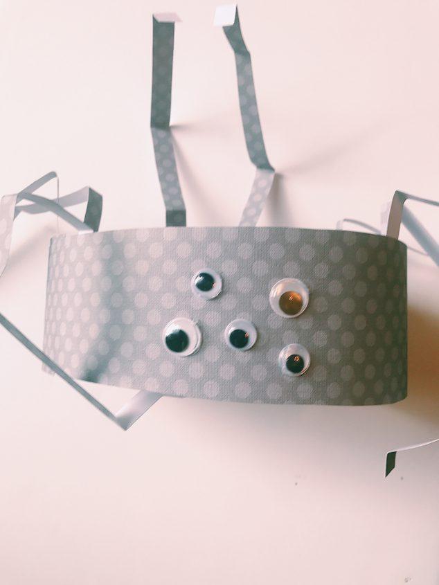 spider craft kids