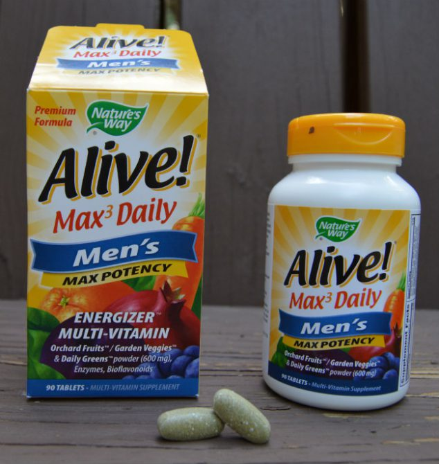 Nature S Way Alive Reviews Products To Keep Your Family Healthy