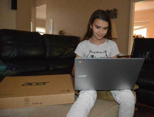 Acer Chromebook 15 specs