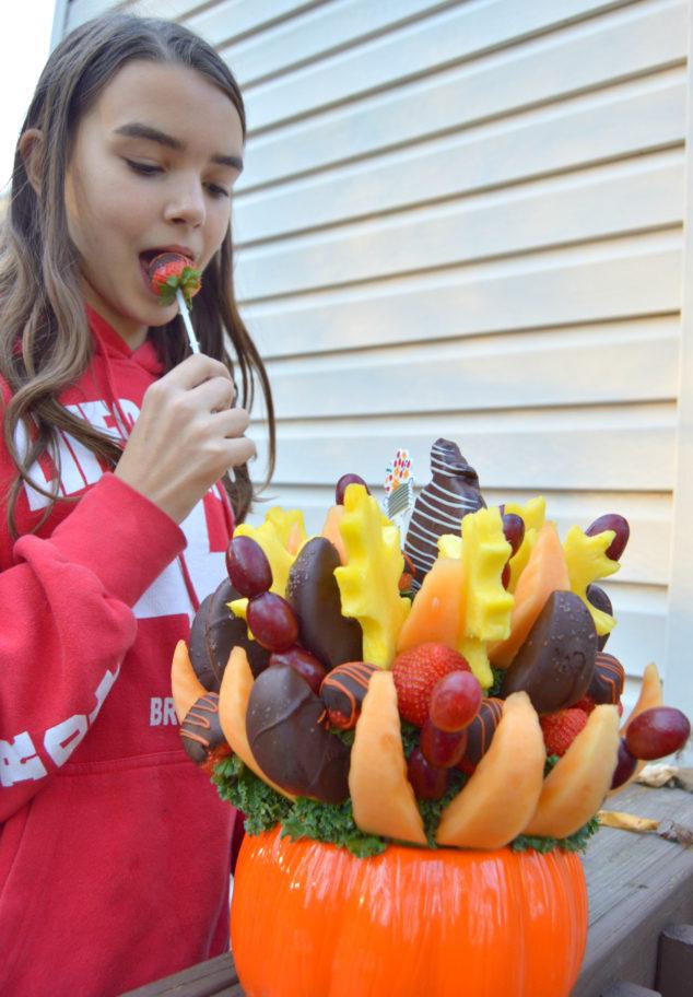 Thanksgiving snacks