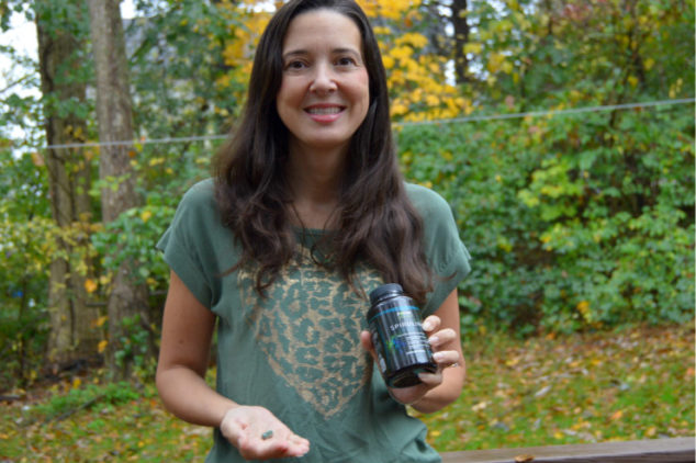 organic spirulina benefits