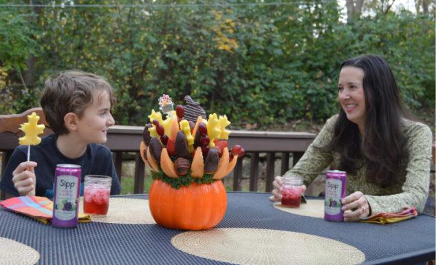 pre thanksgiving entertaining
