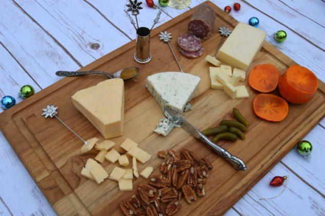 Castello cheese board