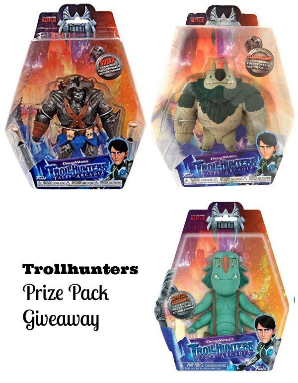 Troll Hunters Toys