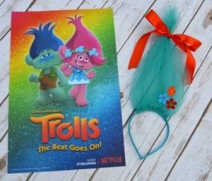 Troll Hair Headbands
