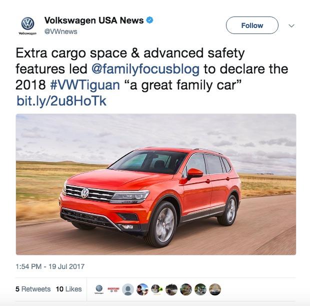 VW TW