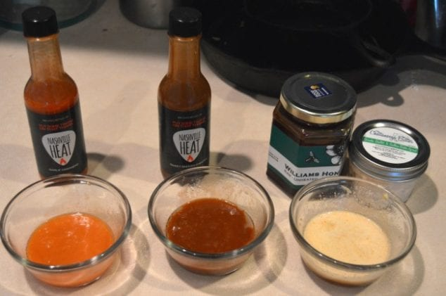 wing hot sauce recipes