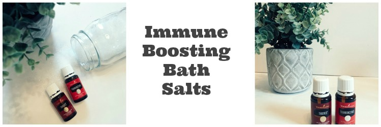 Immune Boosting Bath Salts