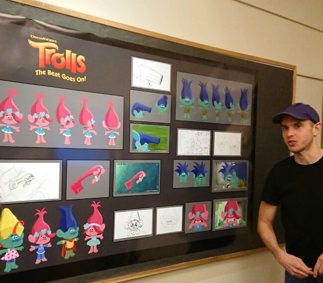 trolls storyboards