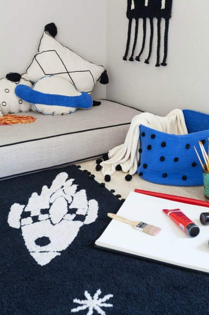 washable cotton rugs