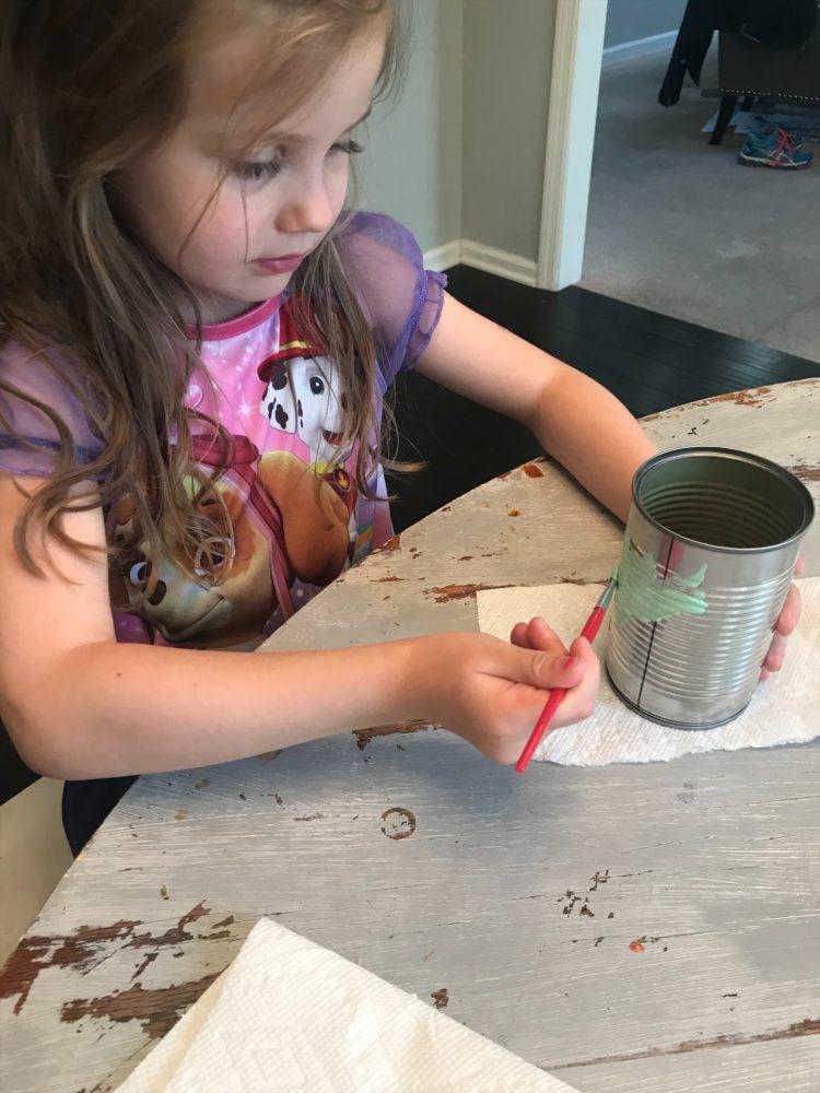 tin can reuse craft