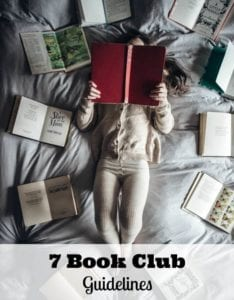 book club guidelines
