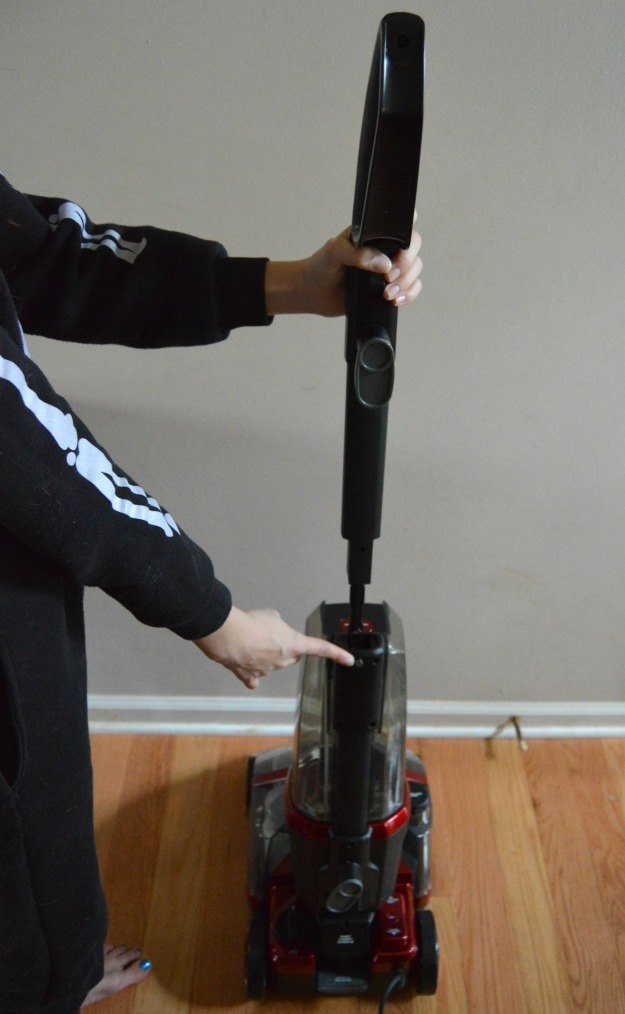 rug doctor flex clean assembly
