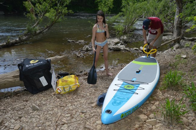 inflatable SUP review