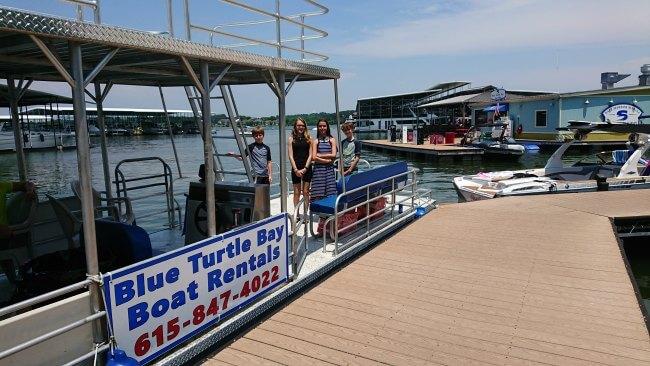 Blue Turtle Bay Marina