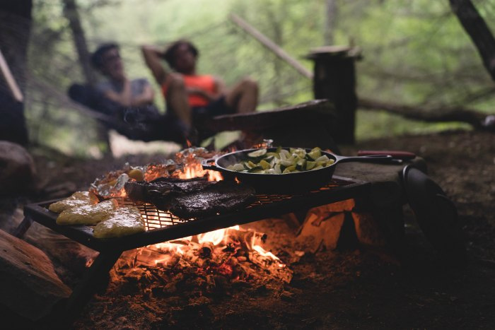camping safety etiquette