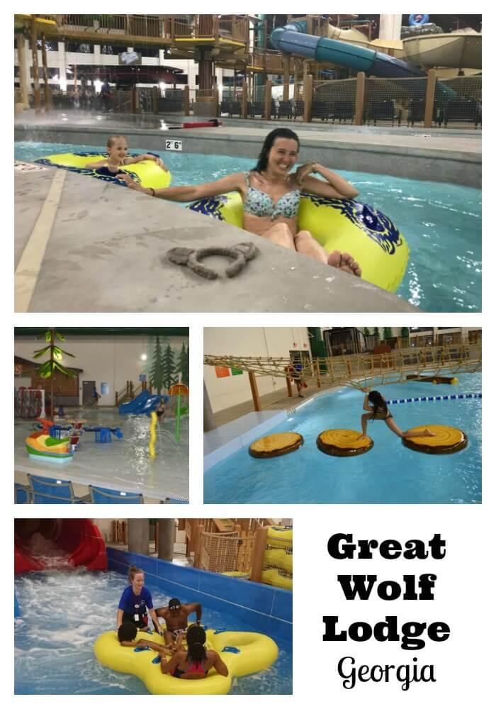 great wolf lodge in georgia