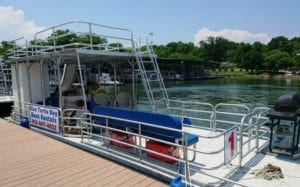 rent pontoon boat