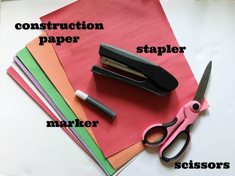 preschool back school craft