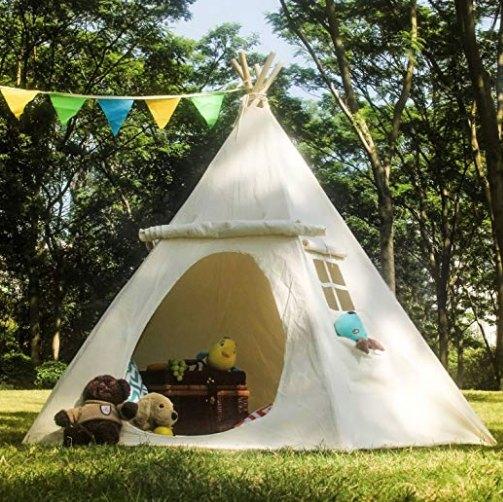 kids teepee tent