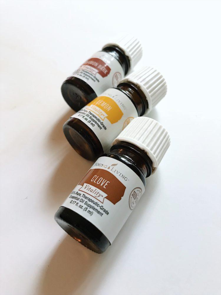homemade sore throat spray
