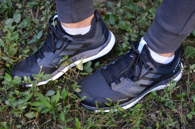 Adidas outdoor trail shoes