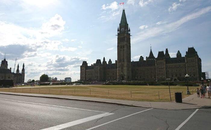 Canada Parliament Hill Ottawa