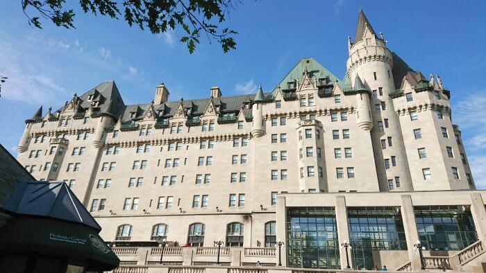Fairmont Chateau Laurier Ottawa