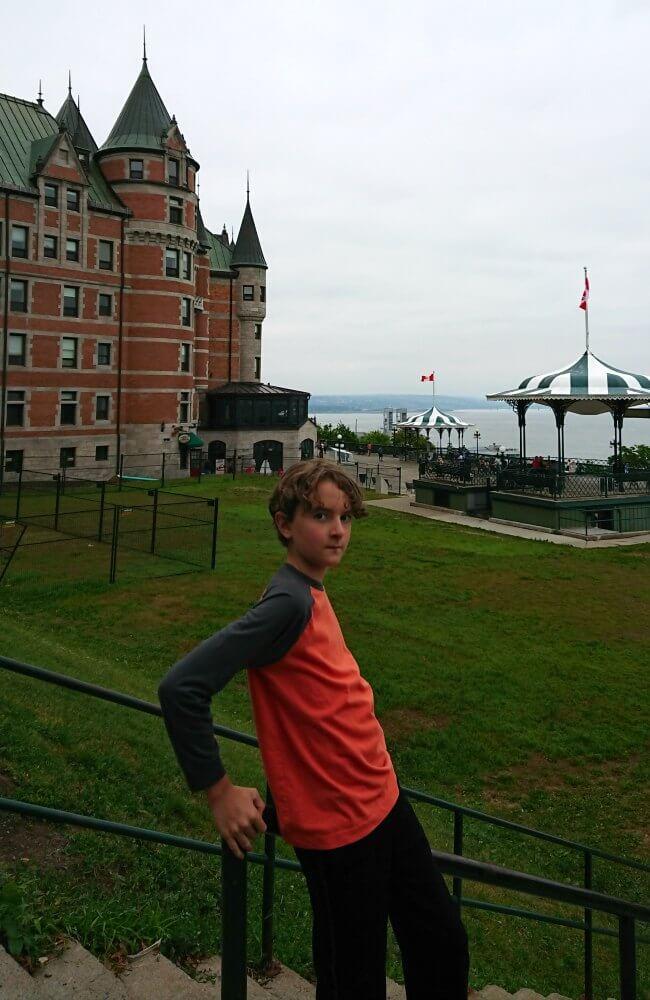 fairmont in quebec city