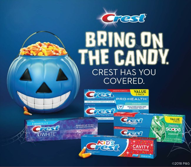 Crest Coupon October