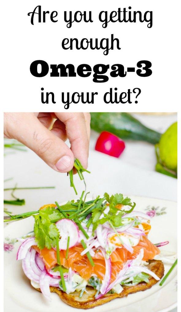 omega 3 daily dose