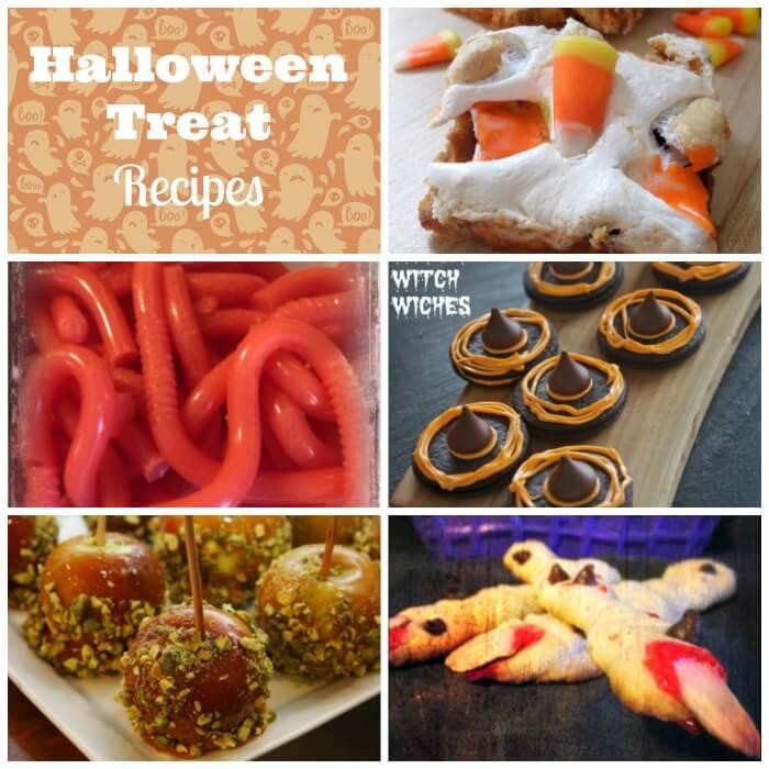 Best Halloween Treat Recipes