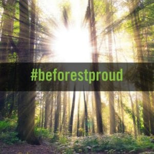 #ForestProud