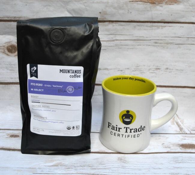 Mountanos Peru Coffee