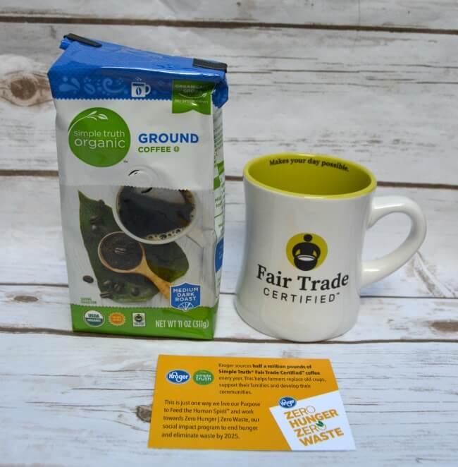 Simple Truth Organic Fair Trade Coffee