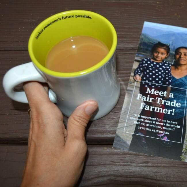 buy fair trade coffee