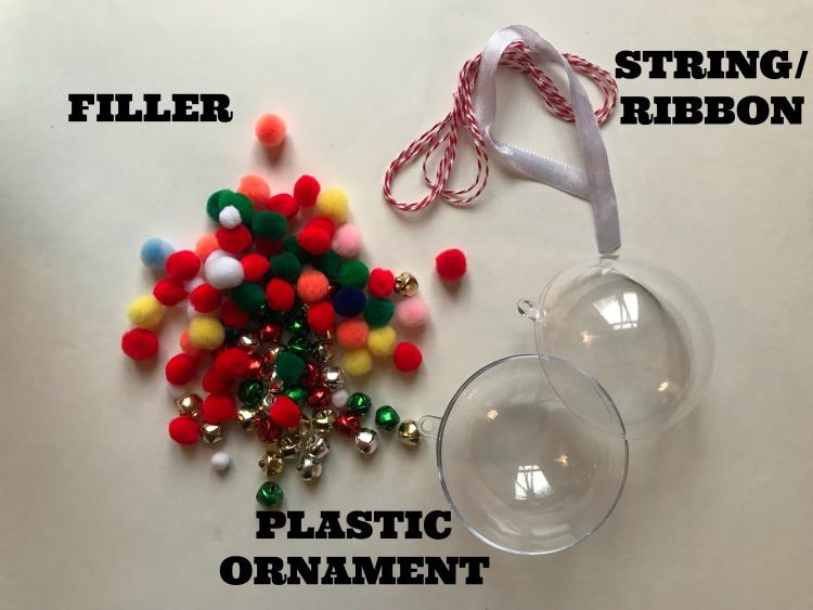 diy stuffed ornaments